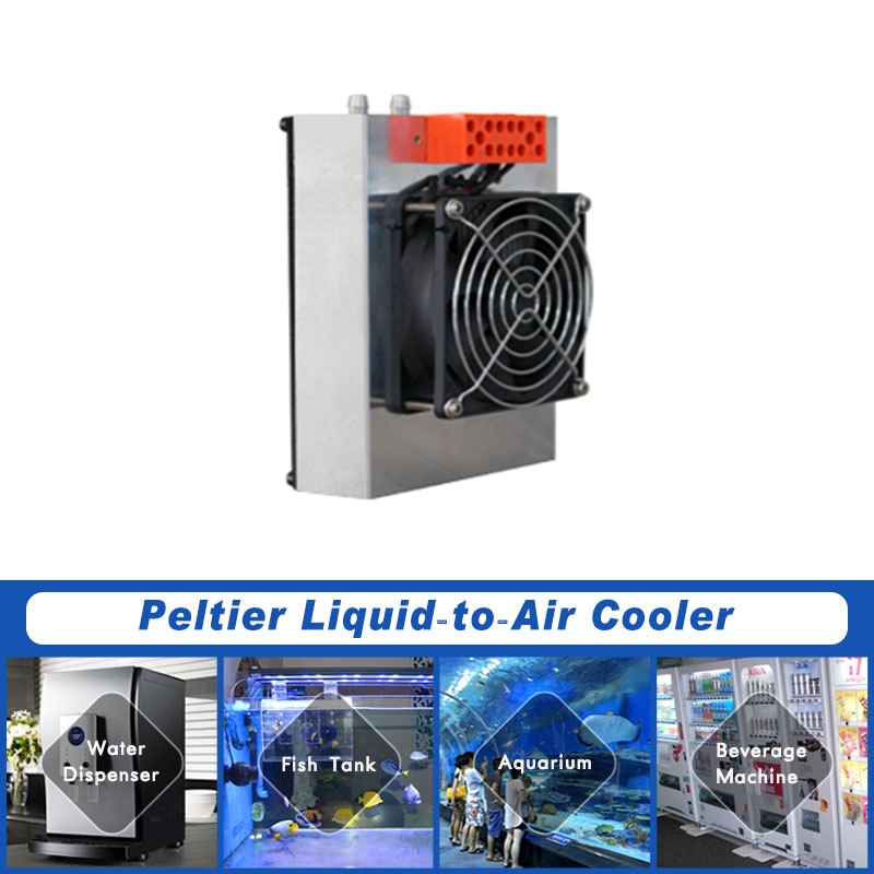 40w peltier liquid to air cooler